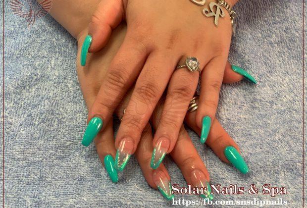 Solar Nails & Spa